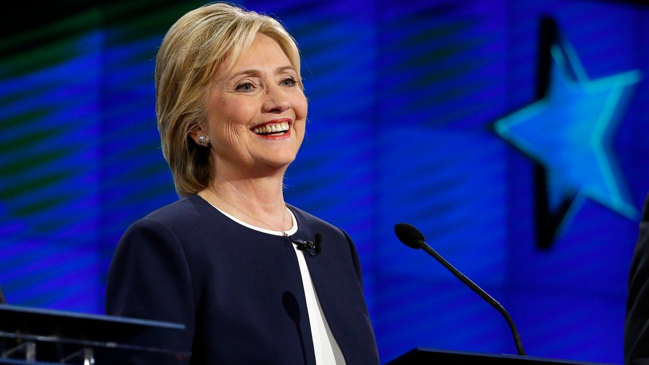 Hillary Clinton Democratic Debate - H 2015