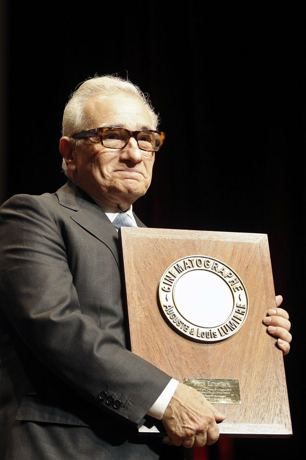 Martin Scorsese Lumiere P - 2015