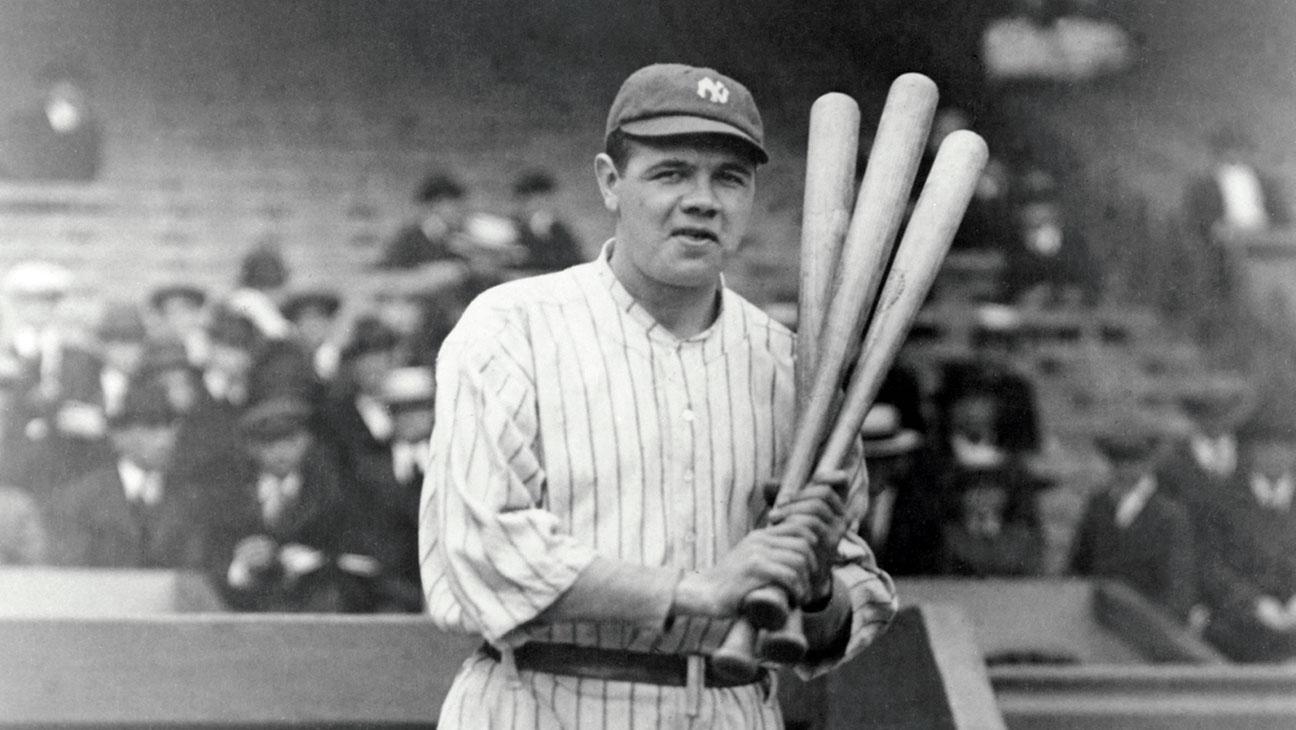Babe Ruth - H 2015