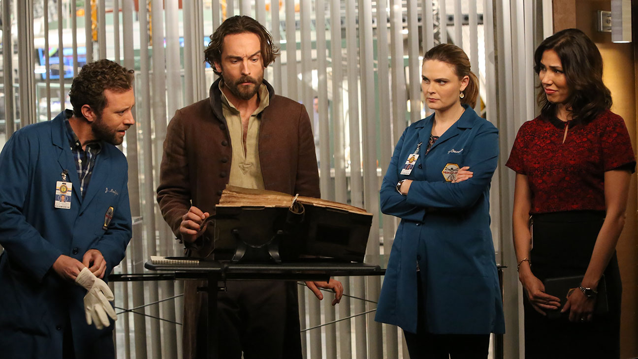 Bones Sleepy Hollow Crossover Still 2 - H 2015