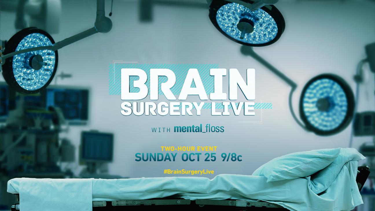 Brain Surgery Live- H  2015