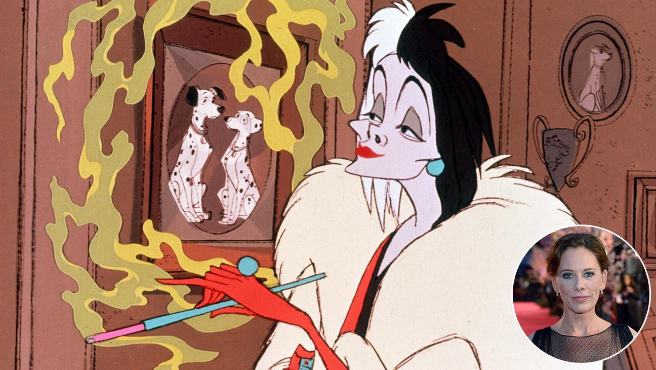 Cruella De Vil Kelly Marcel Inset - H 2015