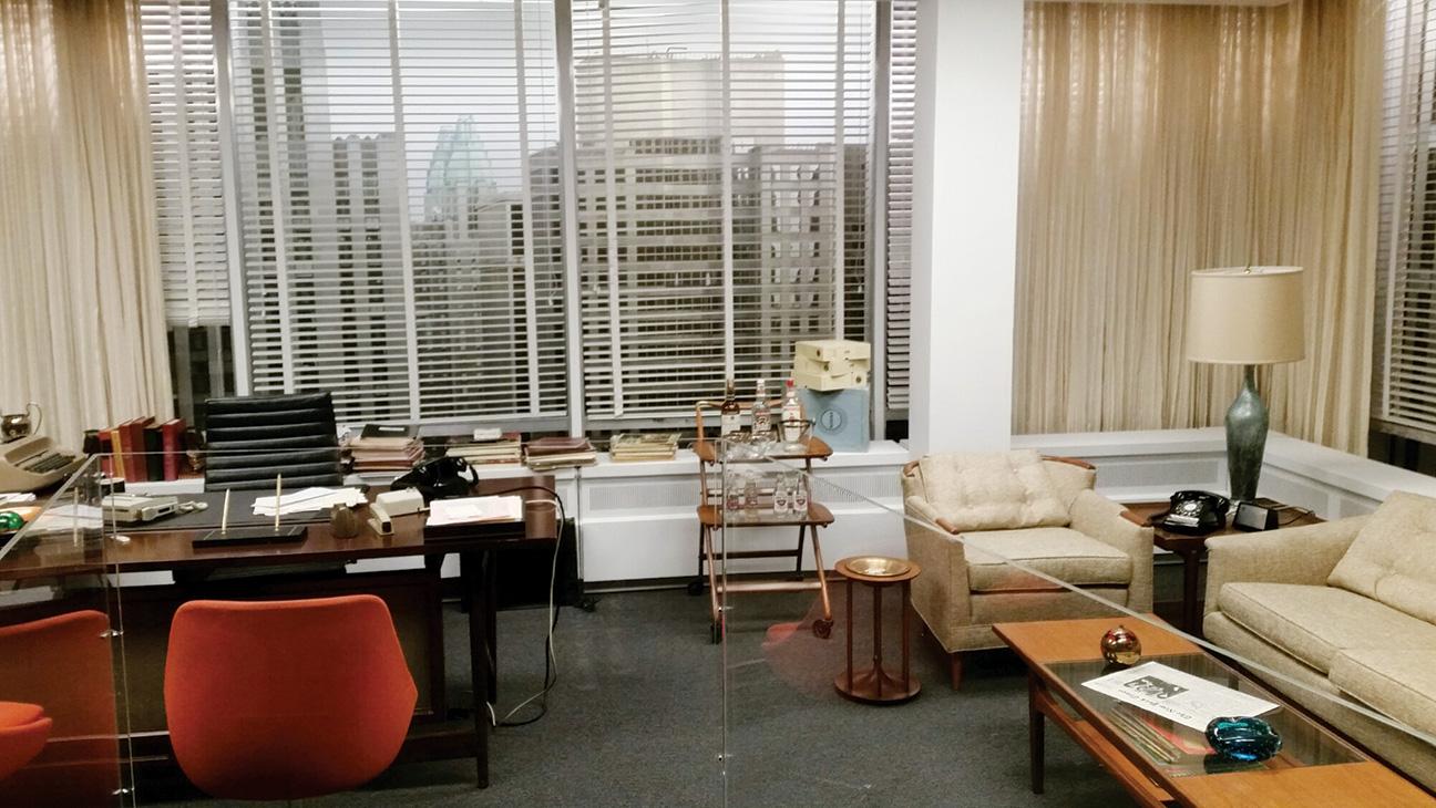 Don Draper Office - H 2015