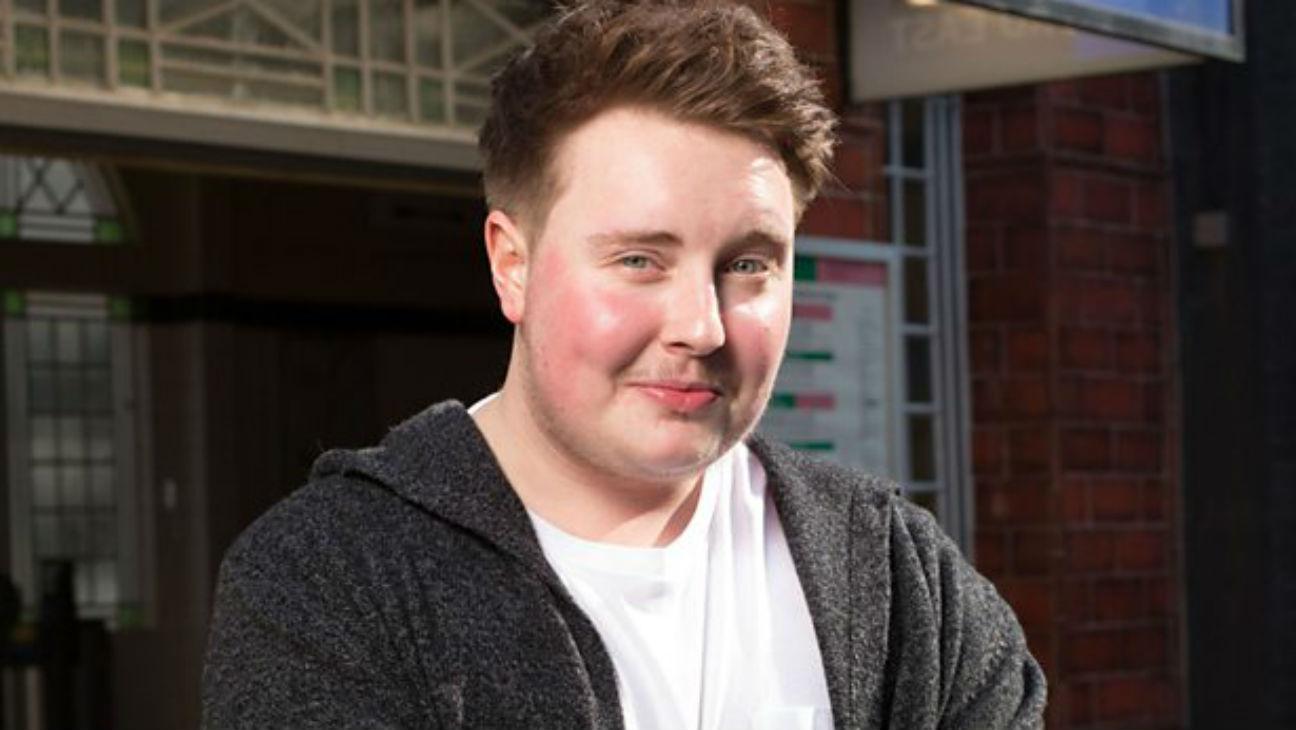'EastEnders' transgender actor Riley Carter Millington - H 2015
