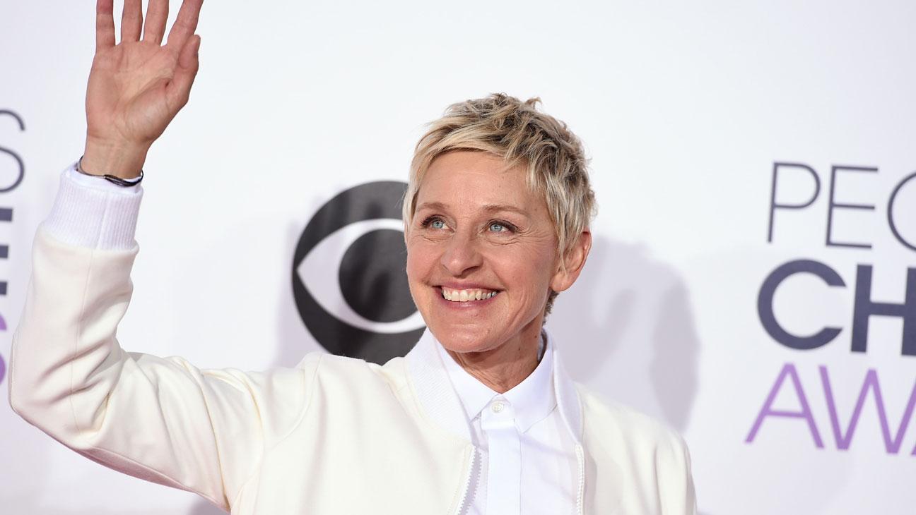 Ellen DeGeneres - H 2015