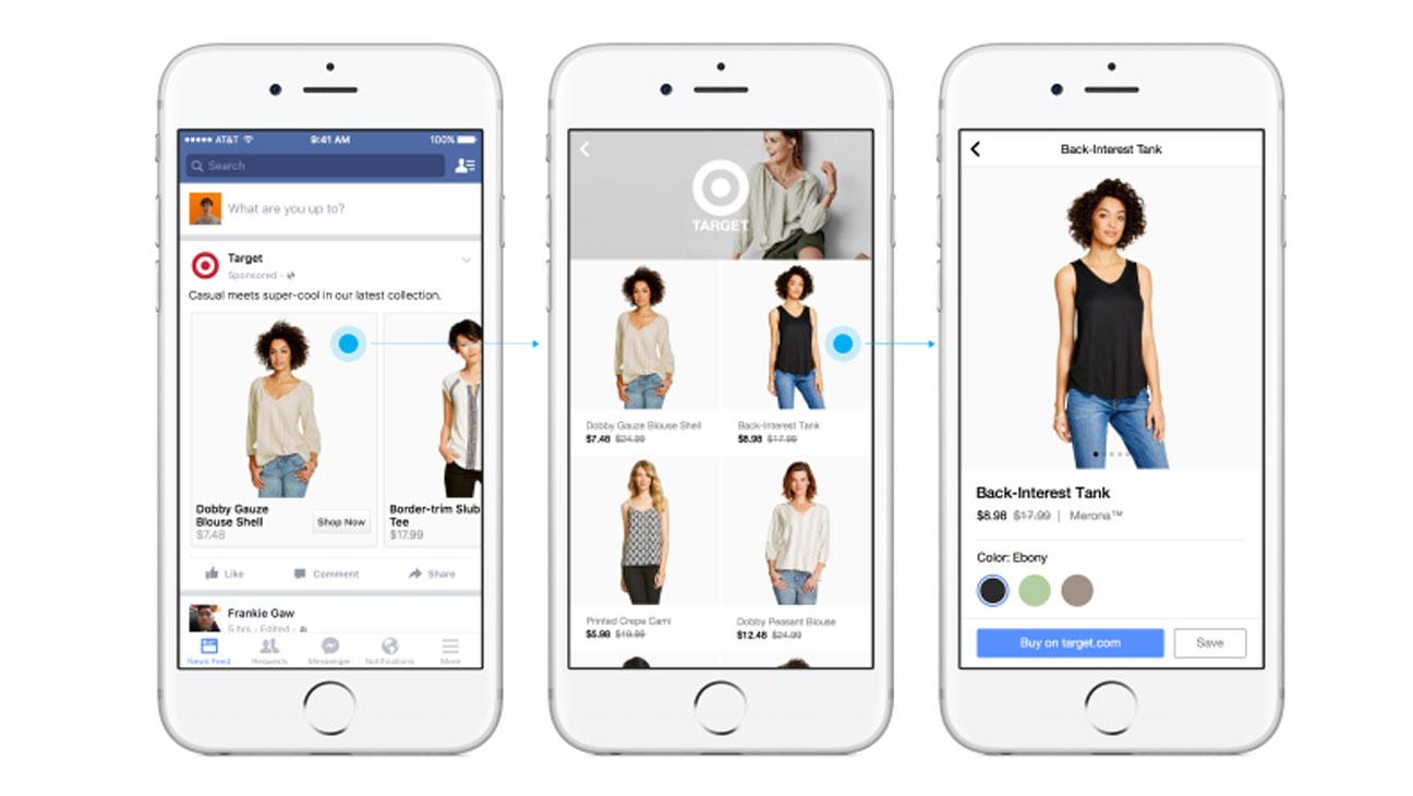 Facebook Shopping - H 2015
