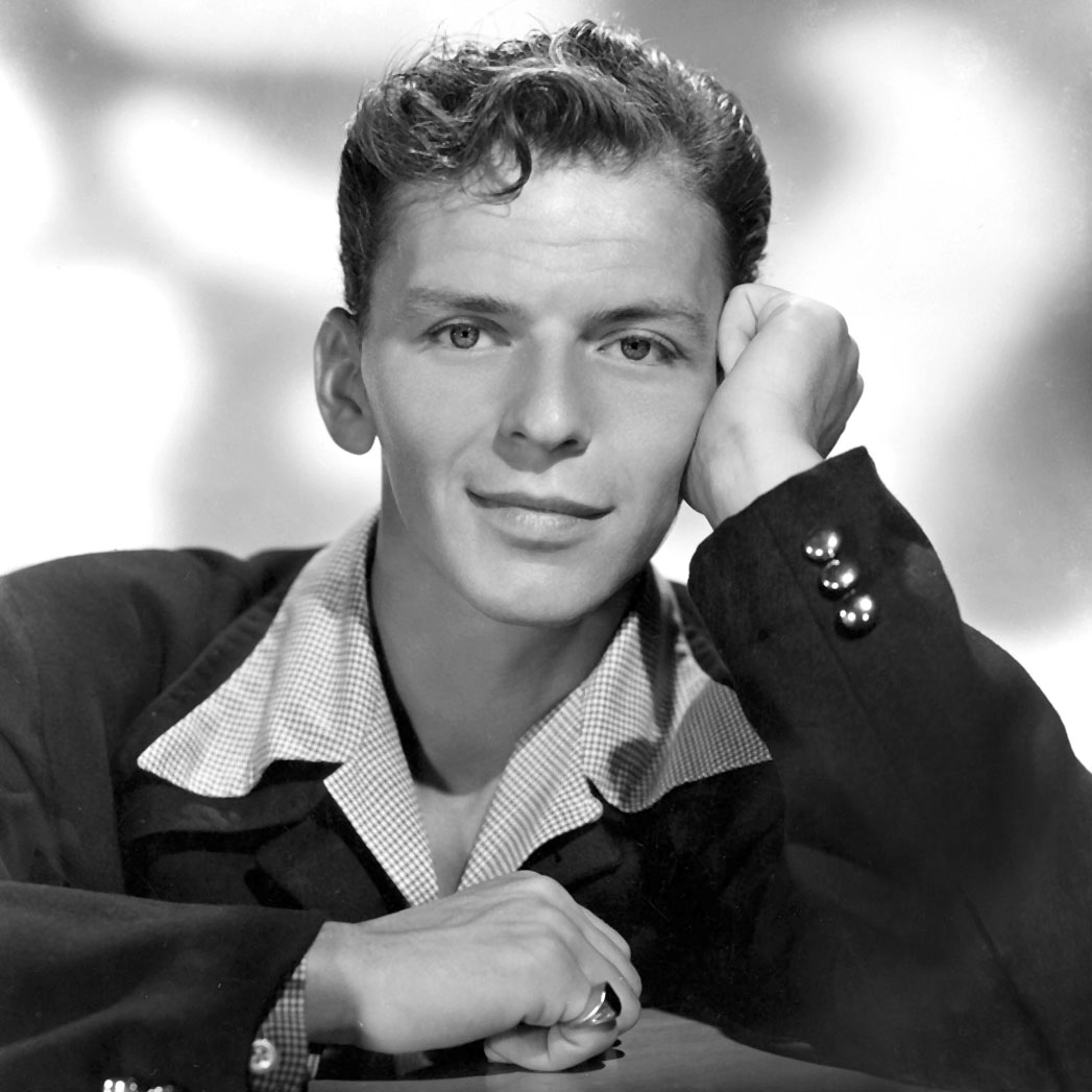 Frank Sinatra c. 1940s - SQ 2015