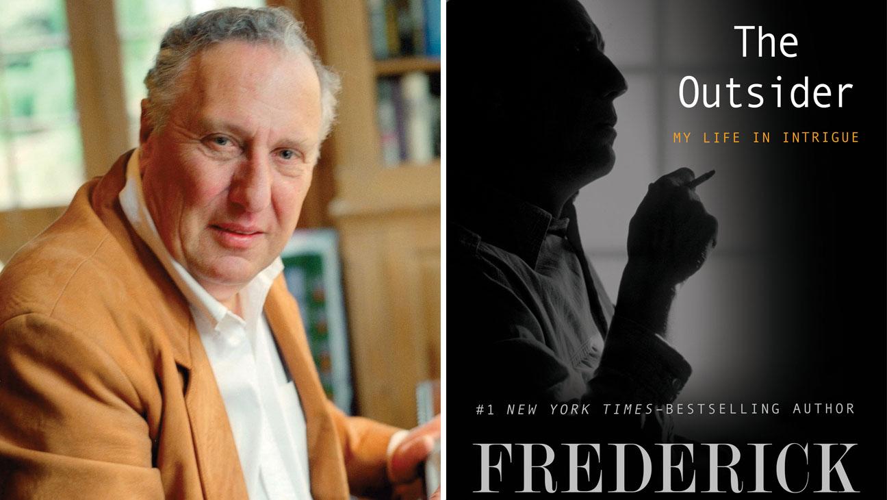Frederick Forsyth Split - H 2015