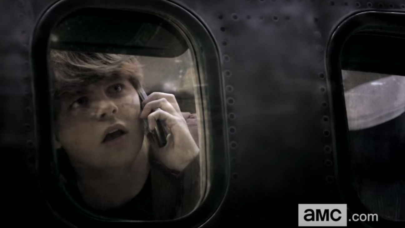 Fear the Walking Dead Flight 462 H - 2015