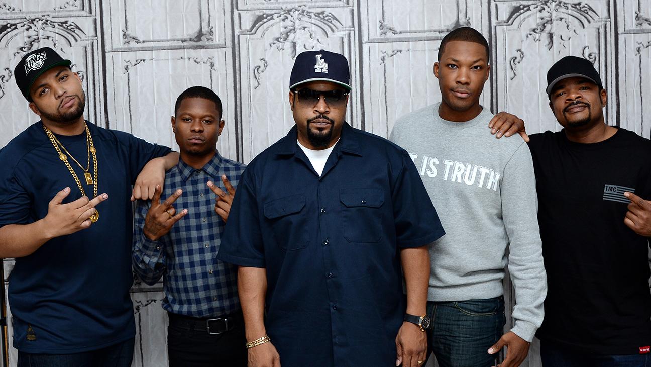 Straight Outta Compton - H 2015