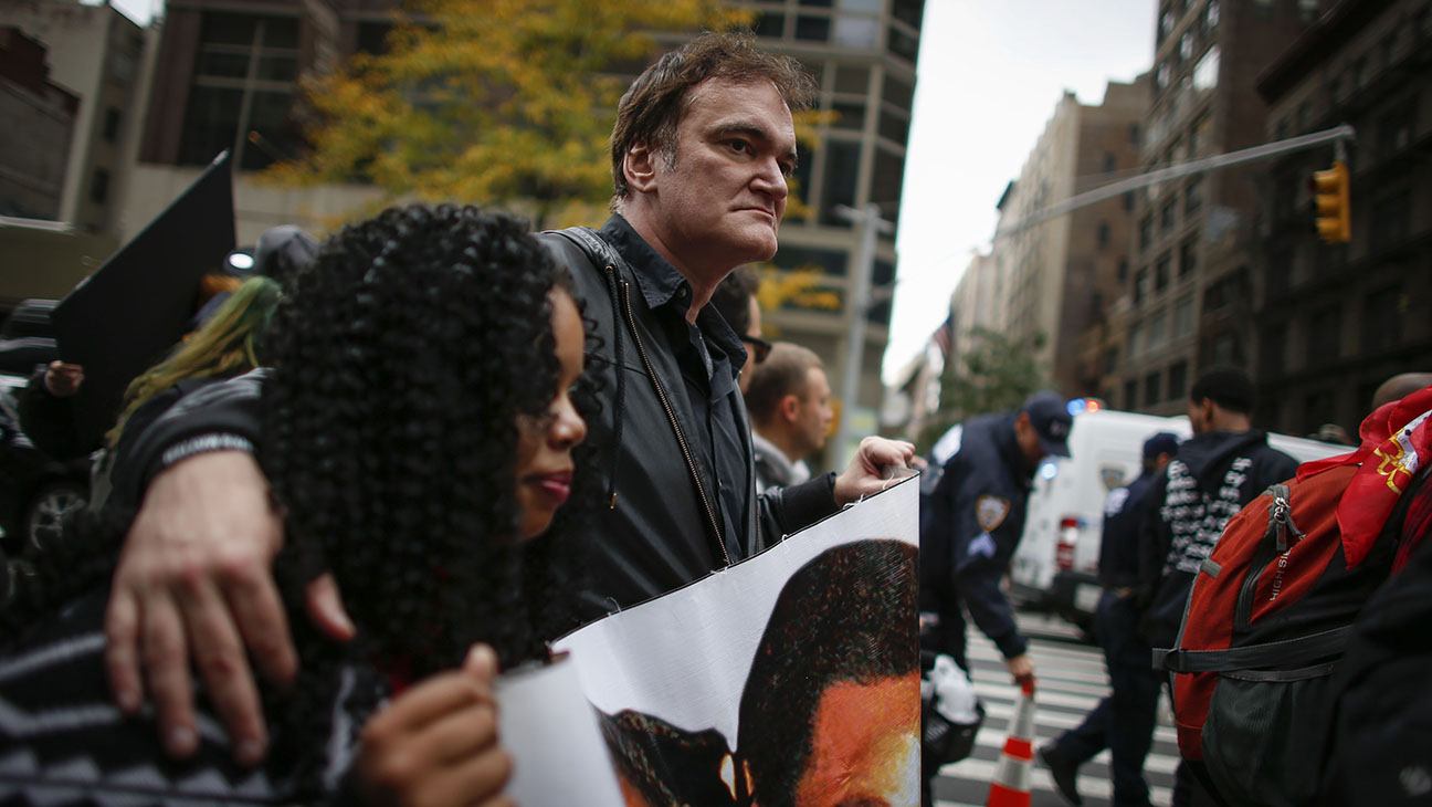Quentin Tarantino - H 2015
