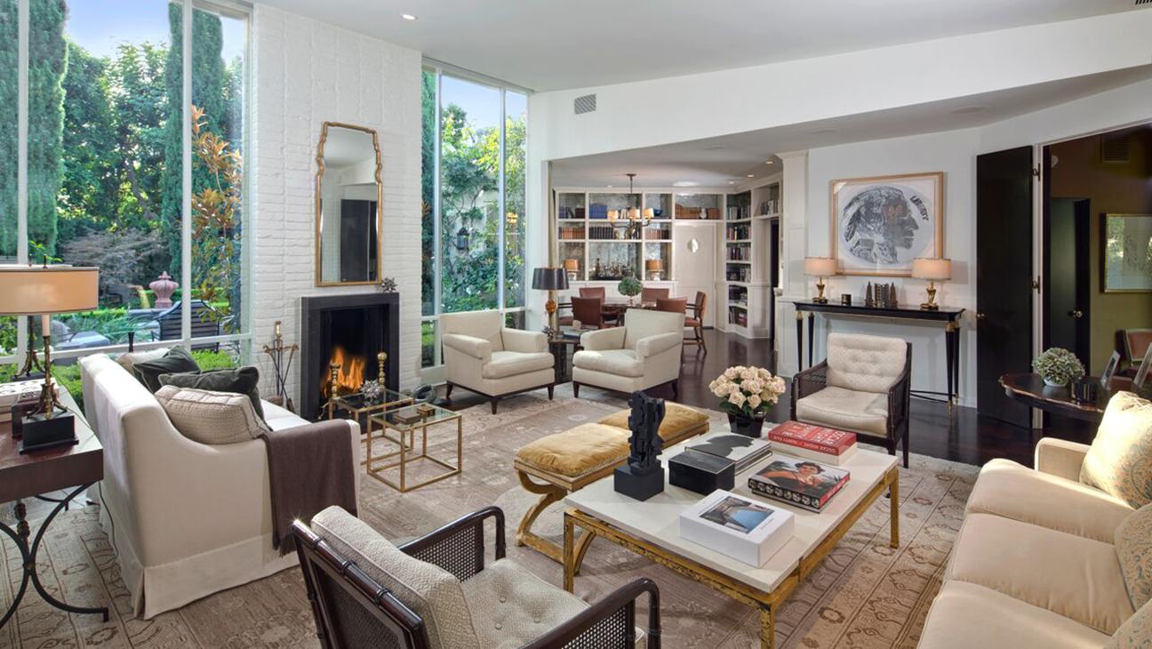Goldwyn Klein Living Room - H