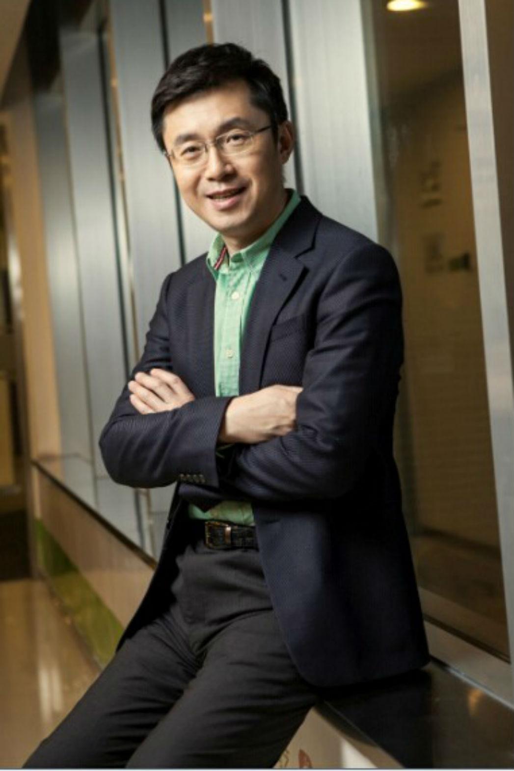 iQiyi CEO Gong Yu - P 2015