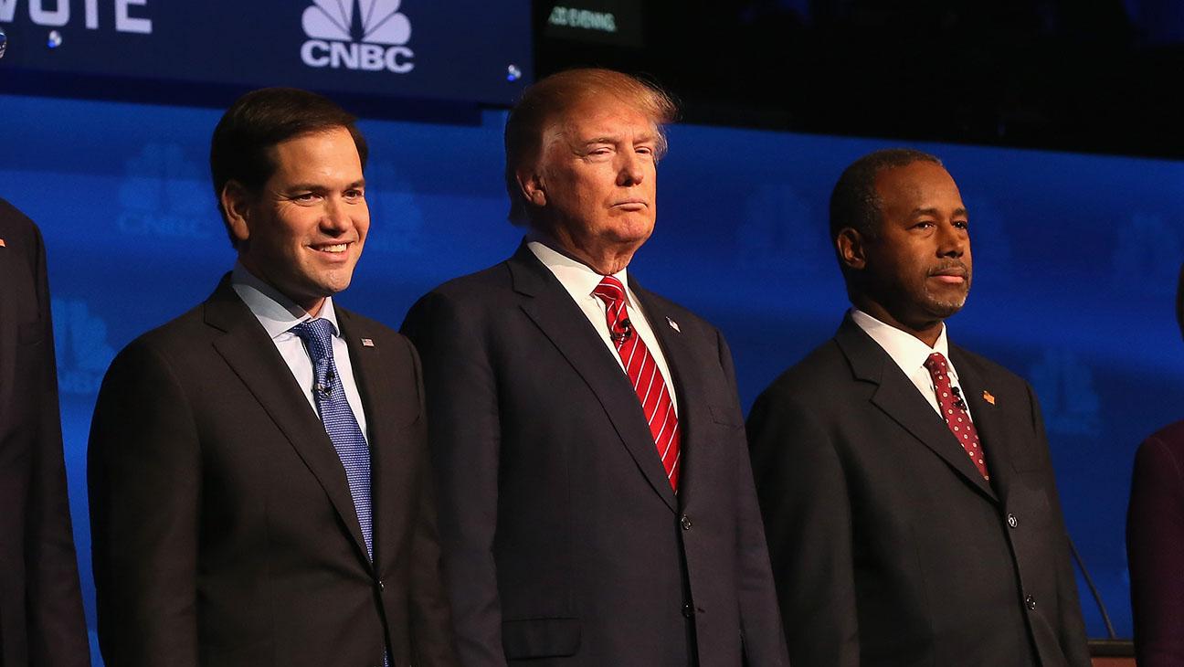 GOP Debate - H 2015