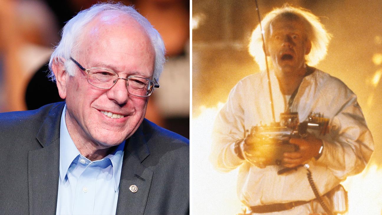 Bernie Sanders and Chris Llyod - H 2015