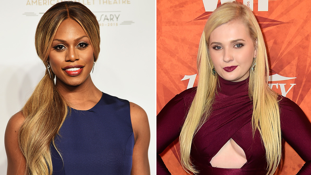 laverne cox and abigail breslin - H 2015