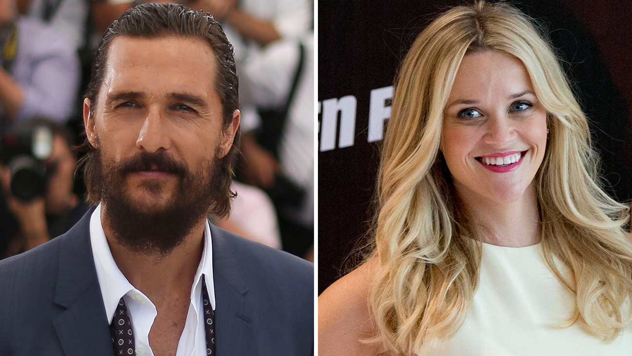 Reese Witherspoon and McConaughey - H 2015