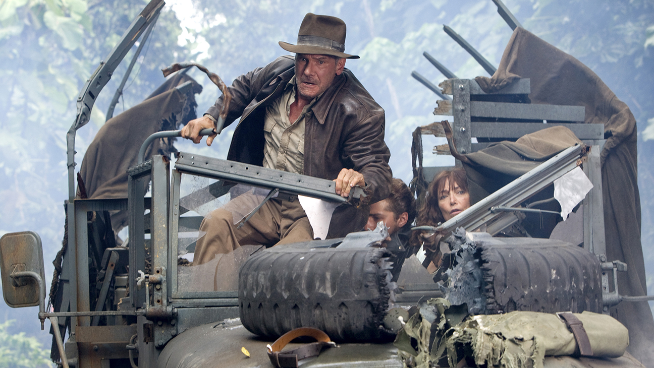 Indiana Jones and the Kingdom of the Crystal Skull - H 2015