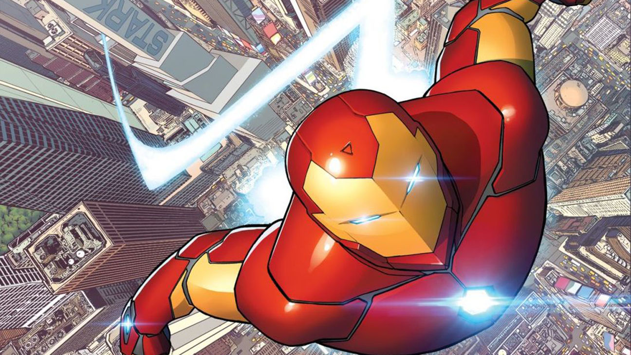 Iron Man Comic - H 2015
