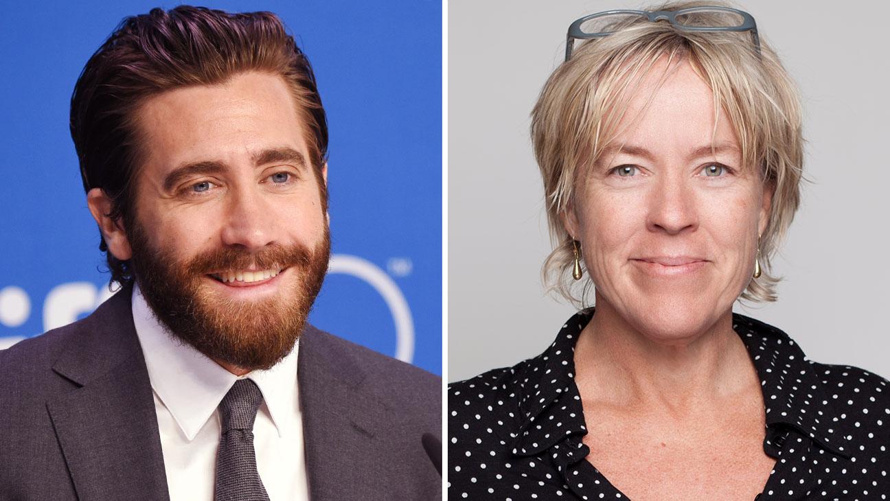 Jake Gyllenhaal and Sarah Green  - H 2015
