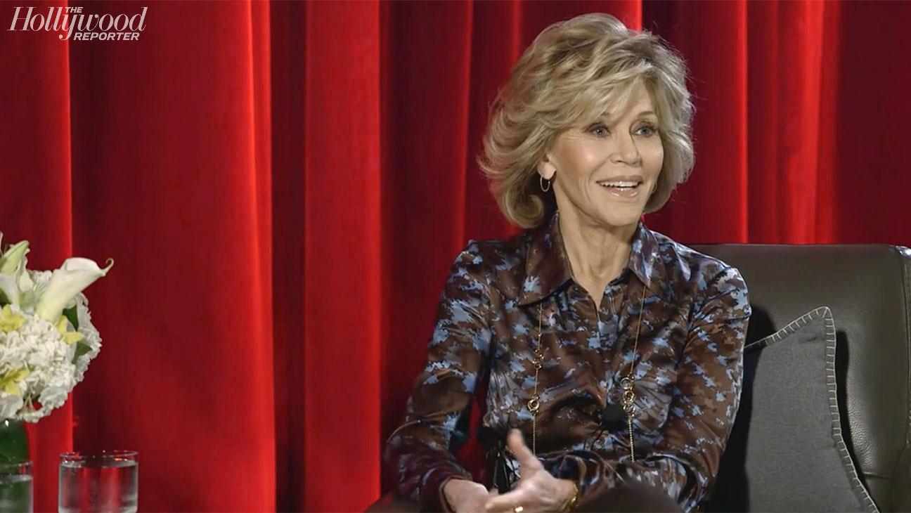 Jane Fonda Hollywood Masters - H 2015