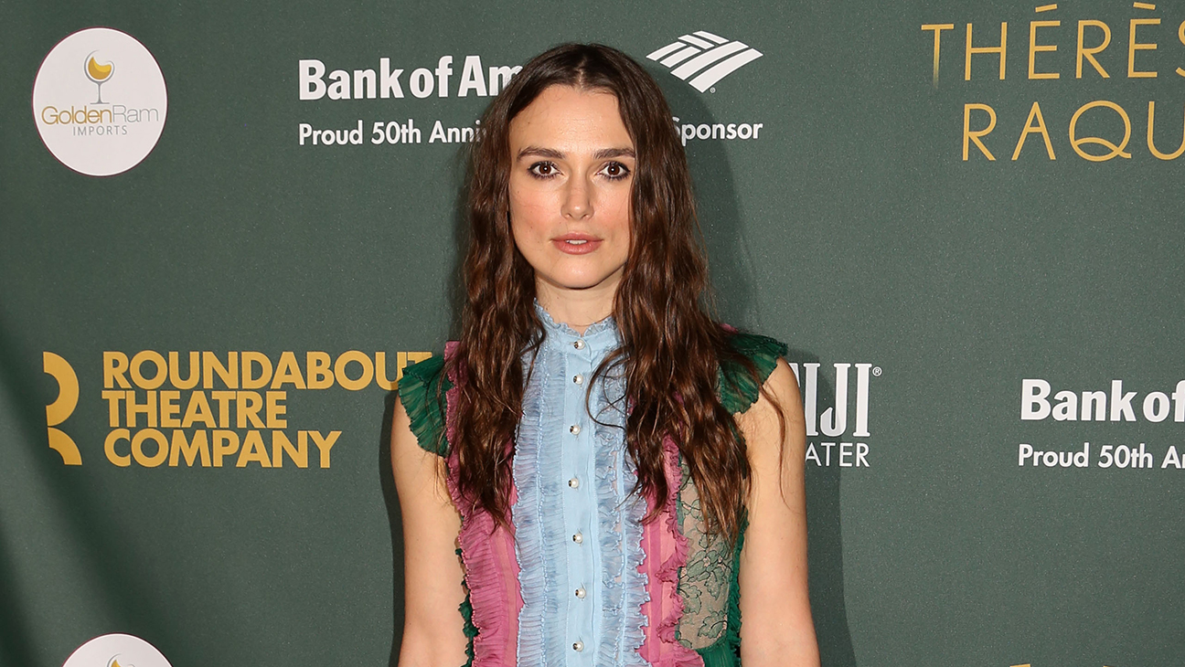 Keira Knightley Therese Raquin Opening H 2015