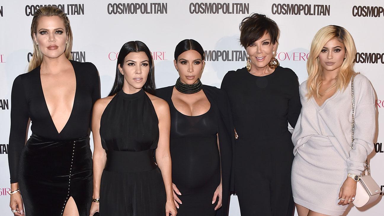 Kardashian-Jenners - H 2015