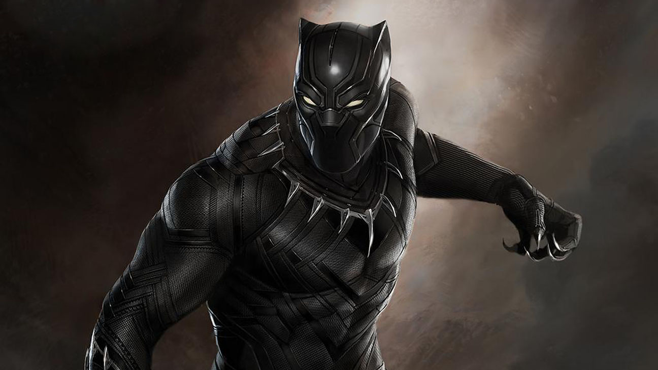 Marvel Black Panther Concept Art - H 2015