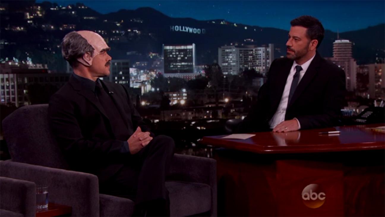 Matt Damon Jimmy Kimmel - H