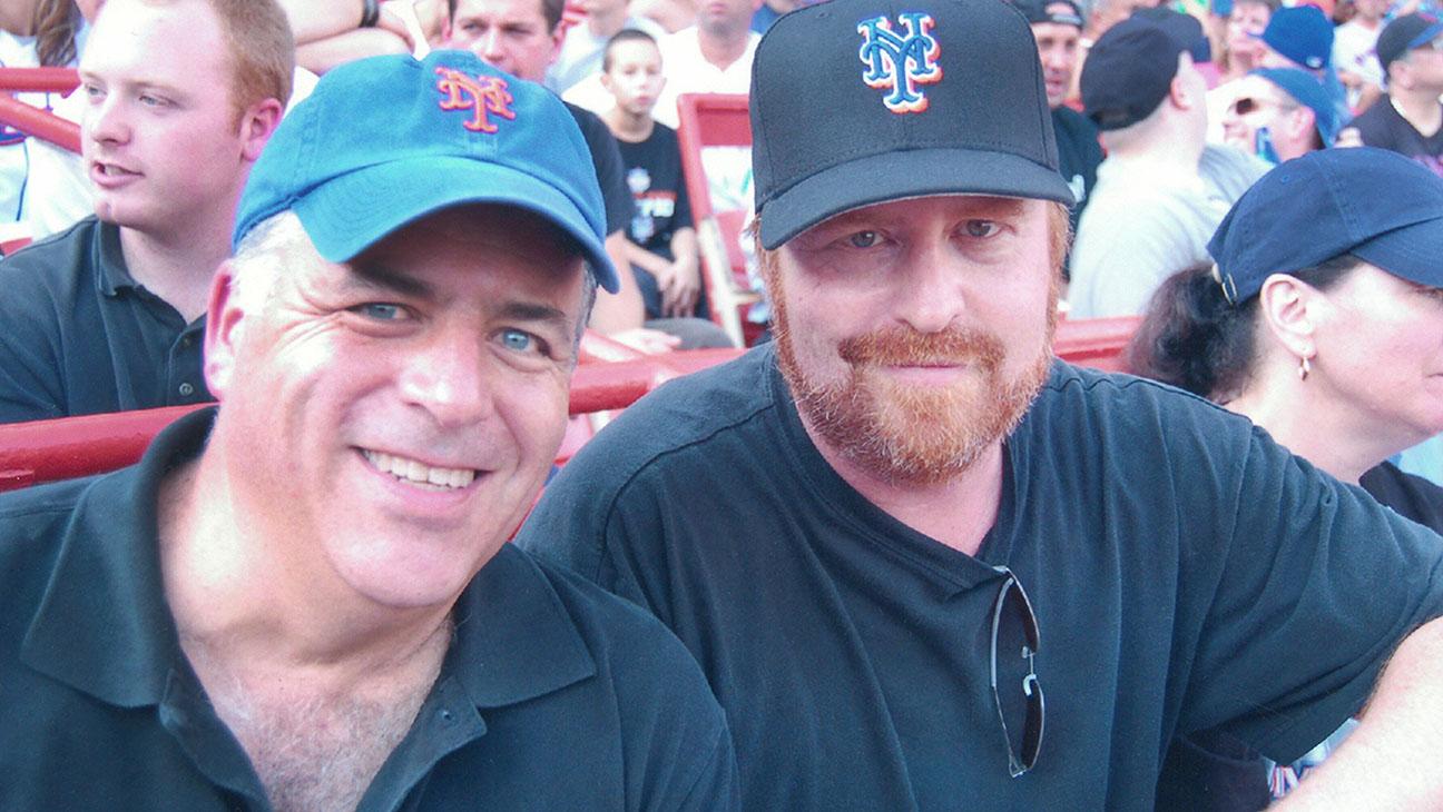 Mets Fans Ed Redlich and R.J. Cutler  - H 2015