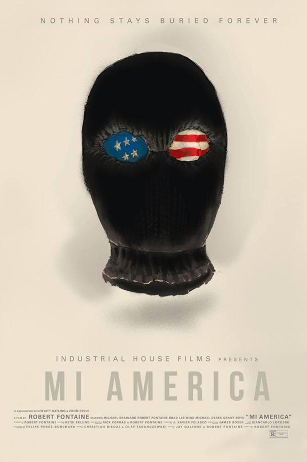 Mi America Poster Art - P 2015