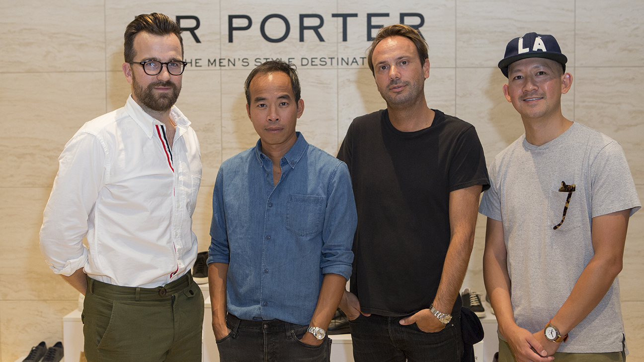 Mr Porter x Common Projects - H 2015