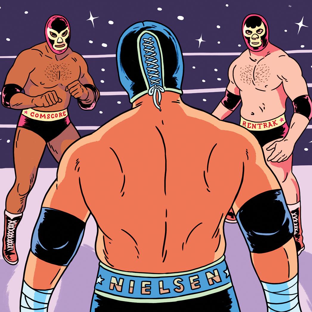 Nielsen Wrestling Illo - H 2015