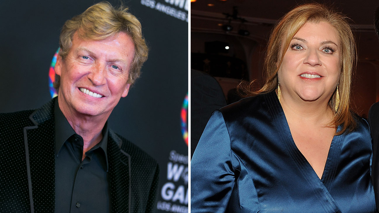 Nigel Lythgo Gail Berman Split - H 2015