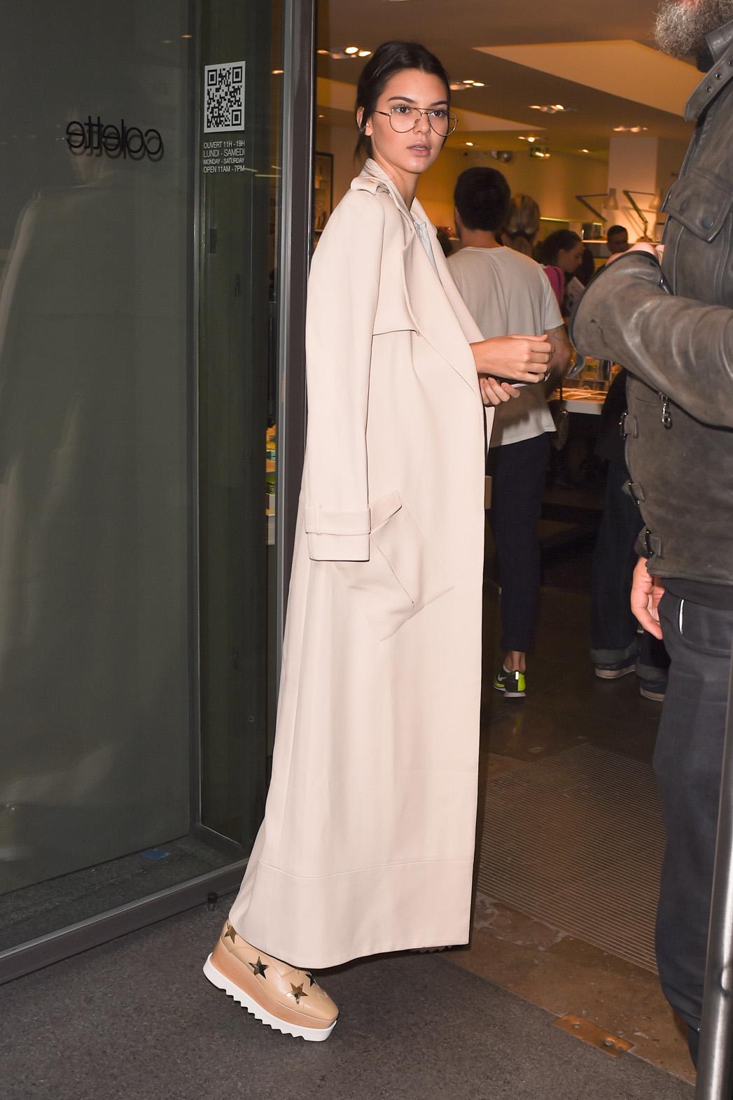 Kendall Jenner - P 2015
