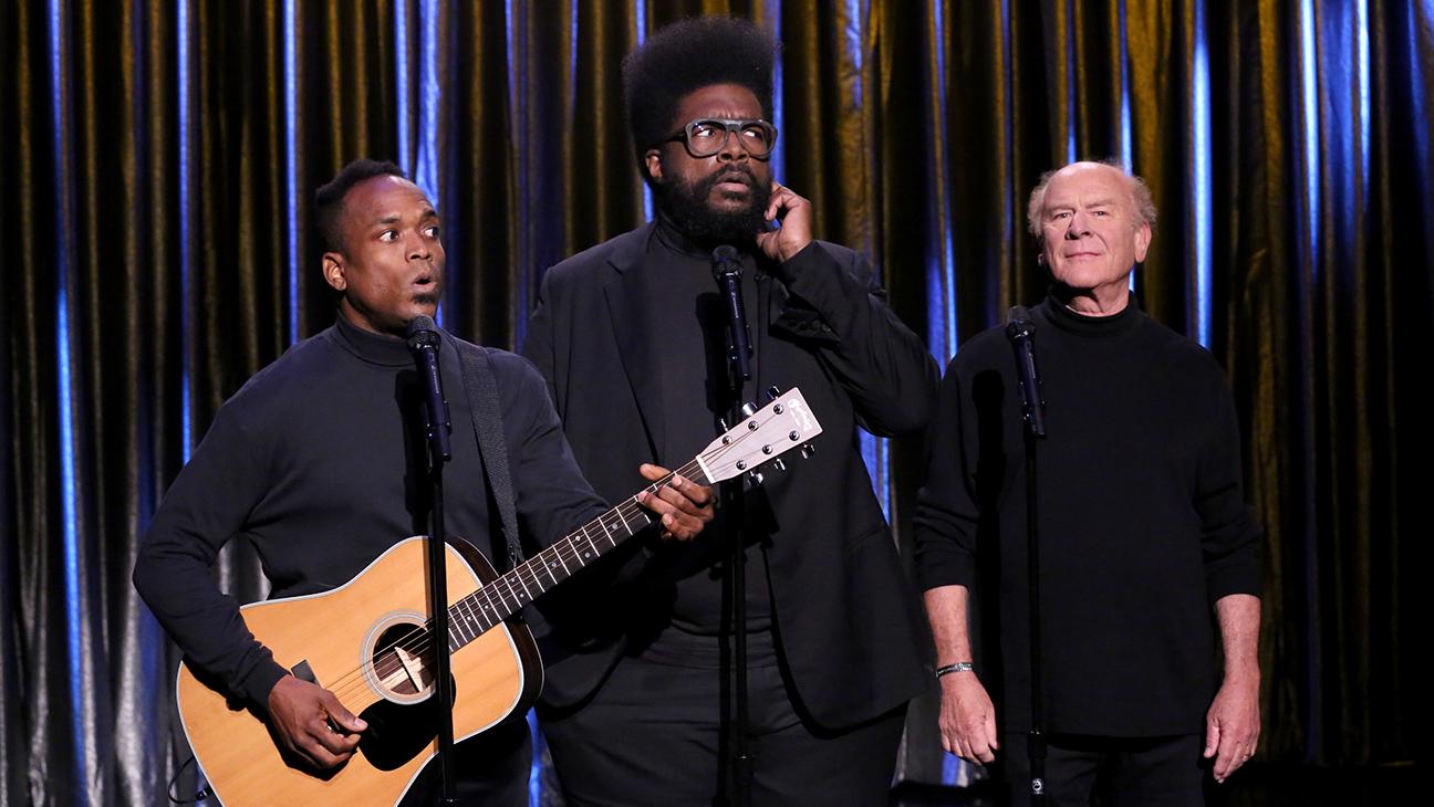 Roots Art Garfunkel Tonight Show H 2015