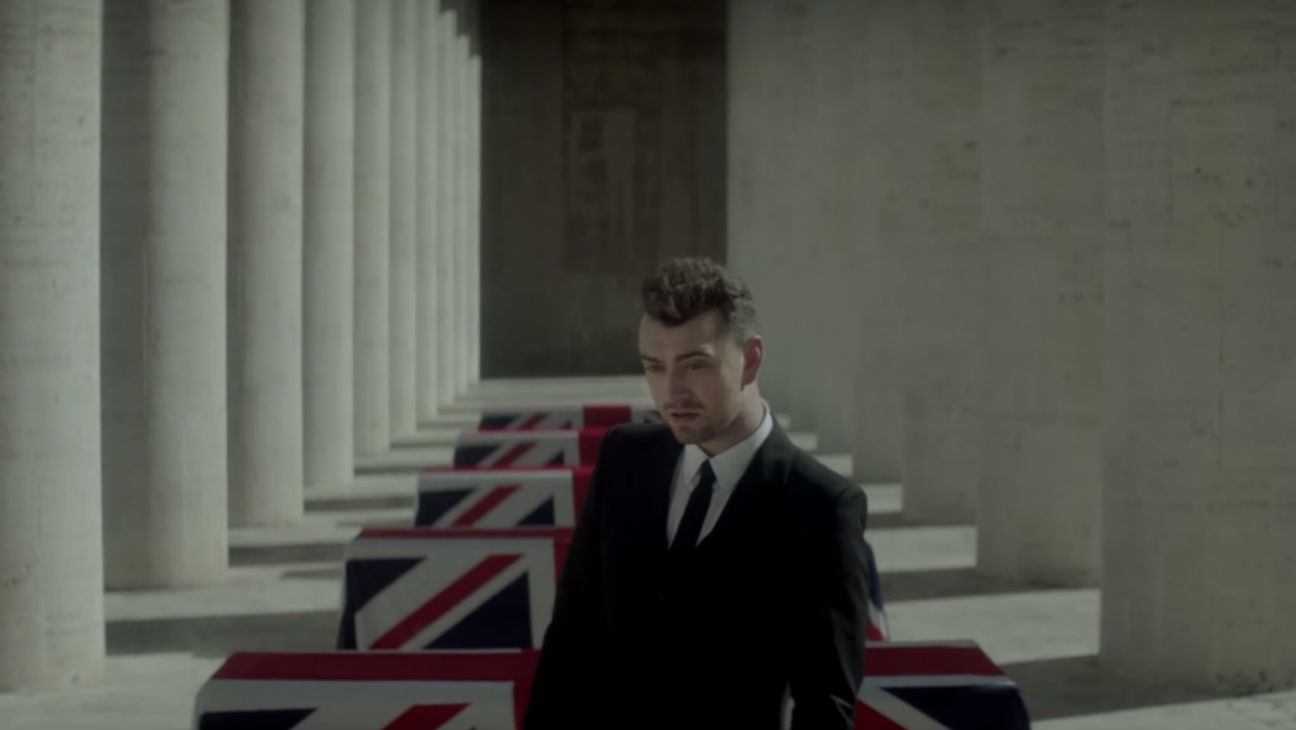 Sam Smith Spectre Video H - 2015