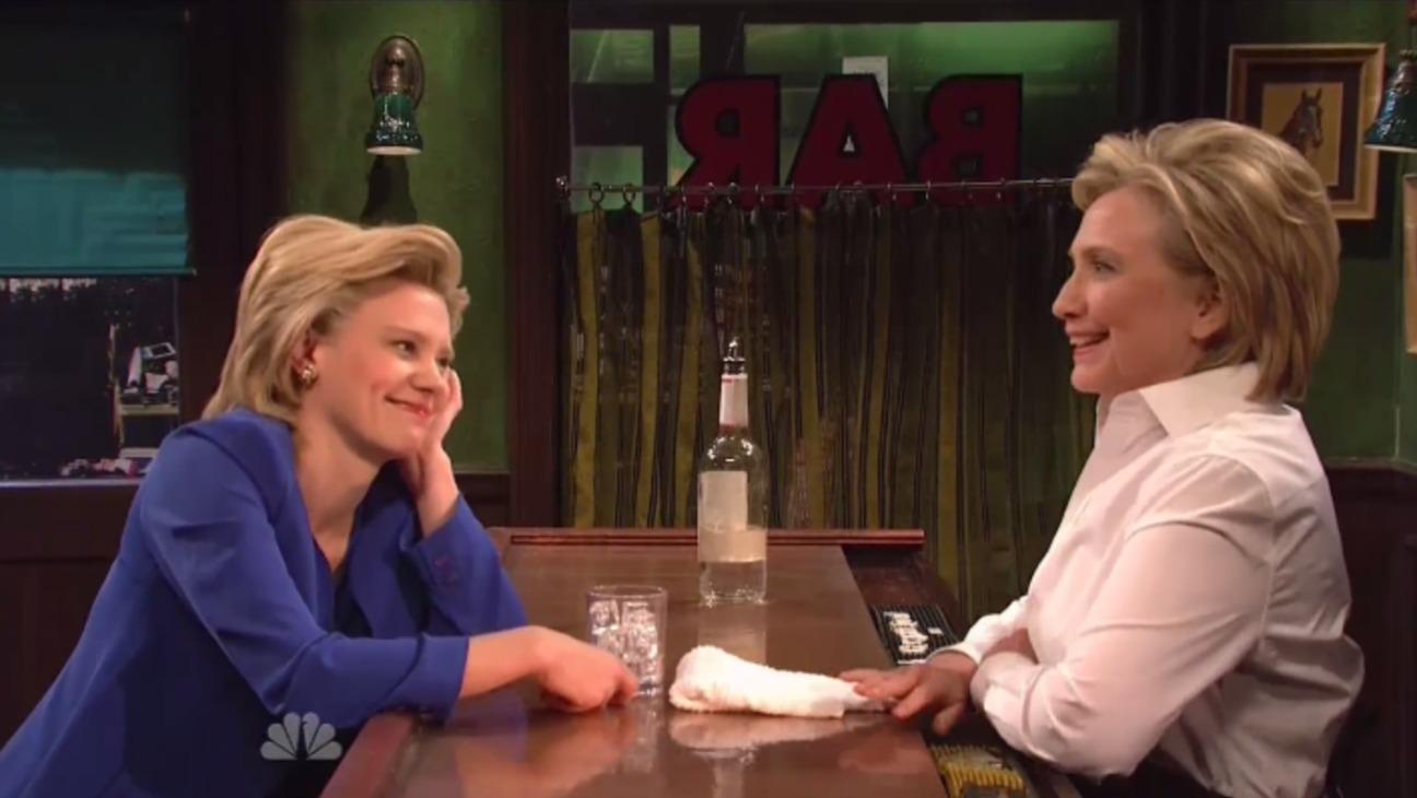 SNL Season 41 Premiere Political Sketch Still - H 2015