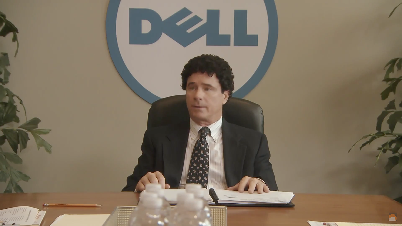 Michael Dell Spoof - H 2015