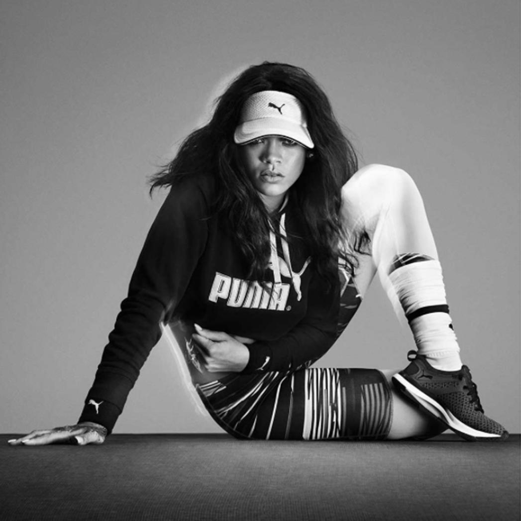 Rihanna's Puma Ad - H 2015