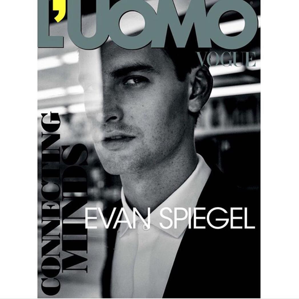 L'Uomo Cover - S 2015