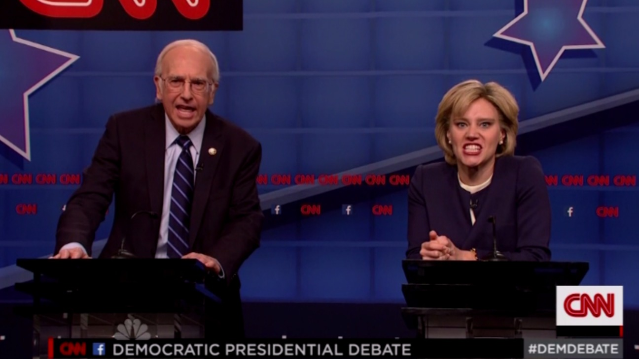 SNL Democratic Debate Cold Open - H 2015