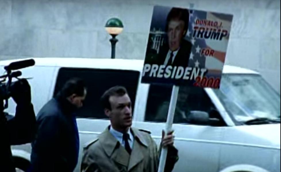 Donald Trump - Sleep Now Into the Fire - H 2-2015
