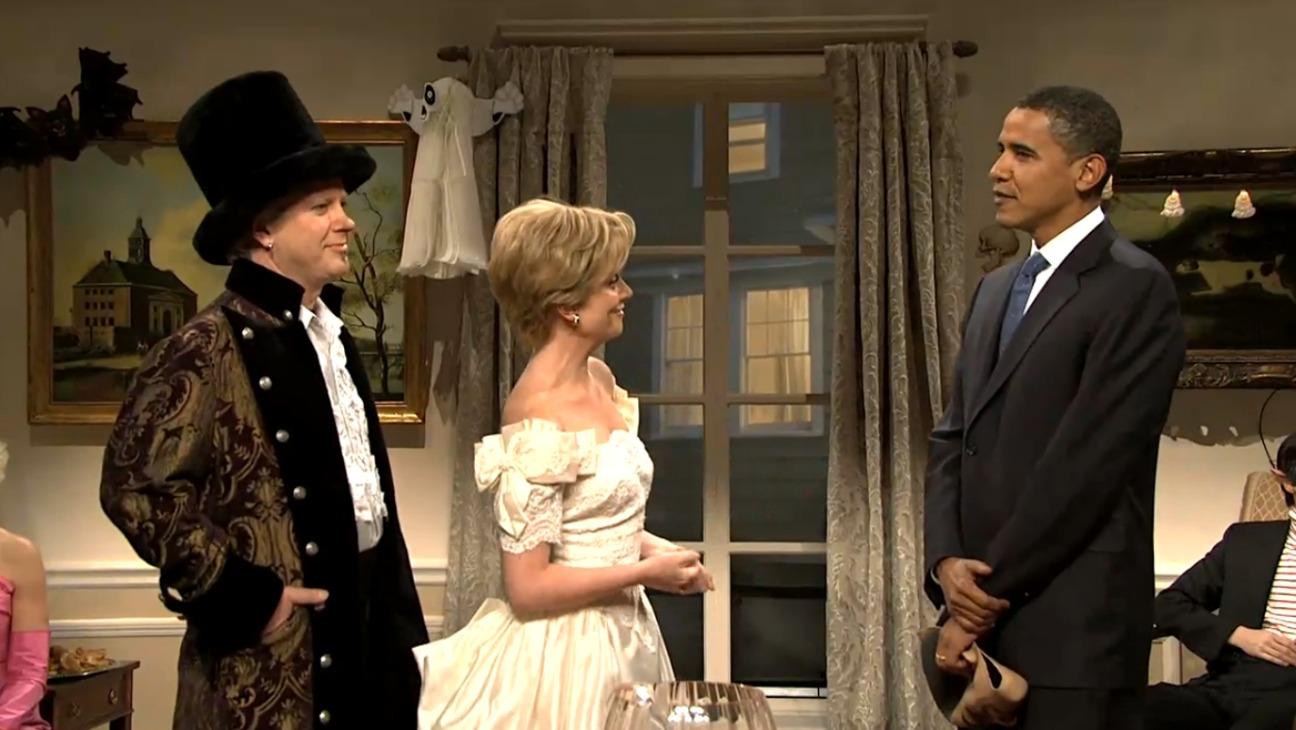 SNL Halloween Obama Still - H 2015