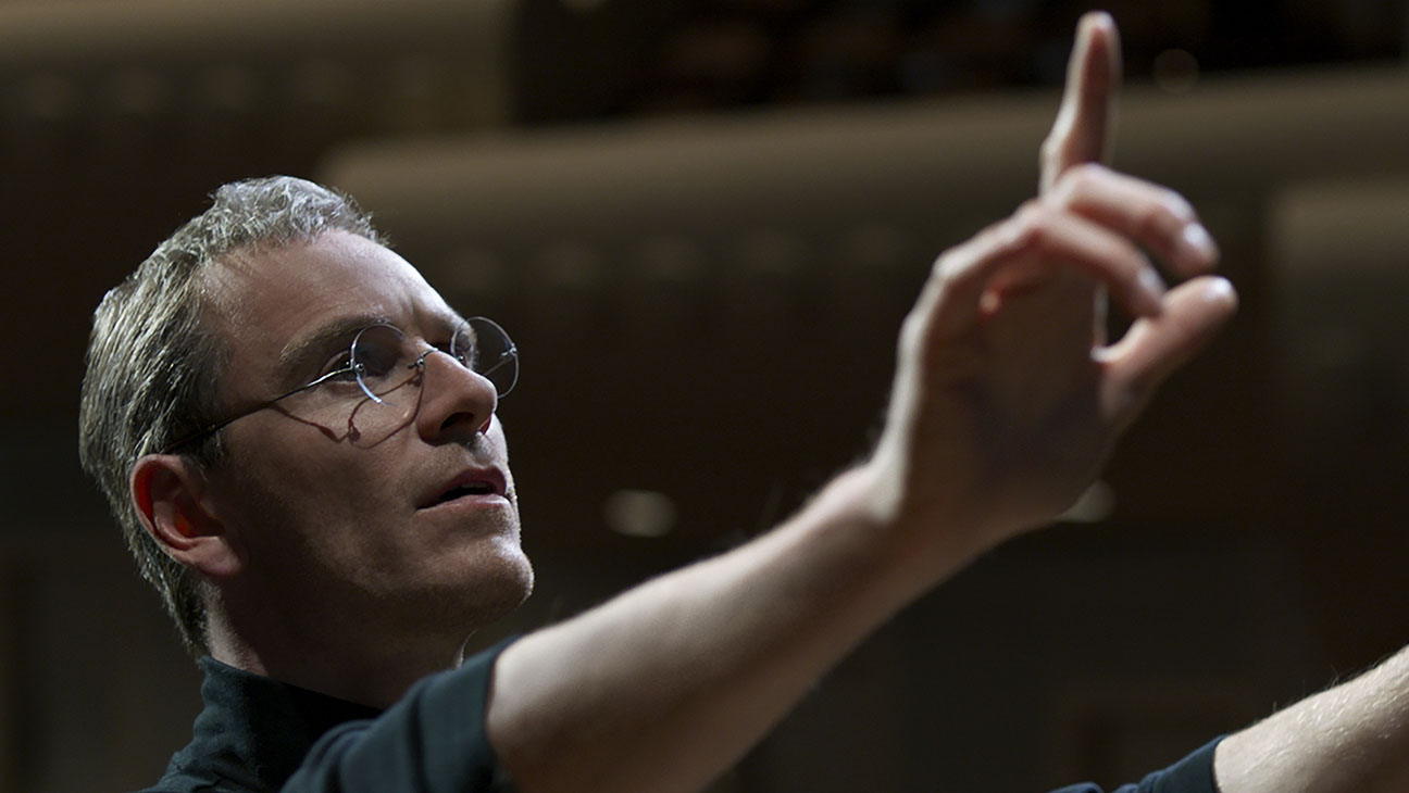 Steve Jobs Still MICHAEL FASSBENDER 2- H 2015