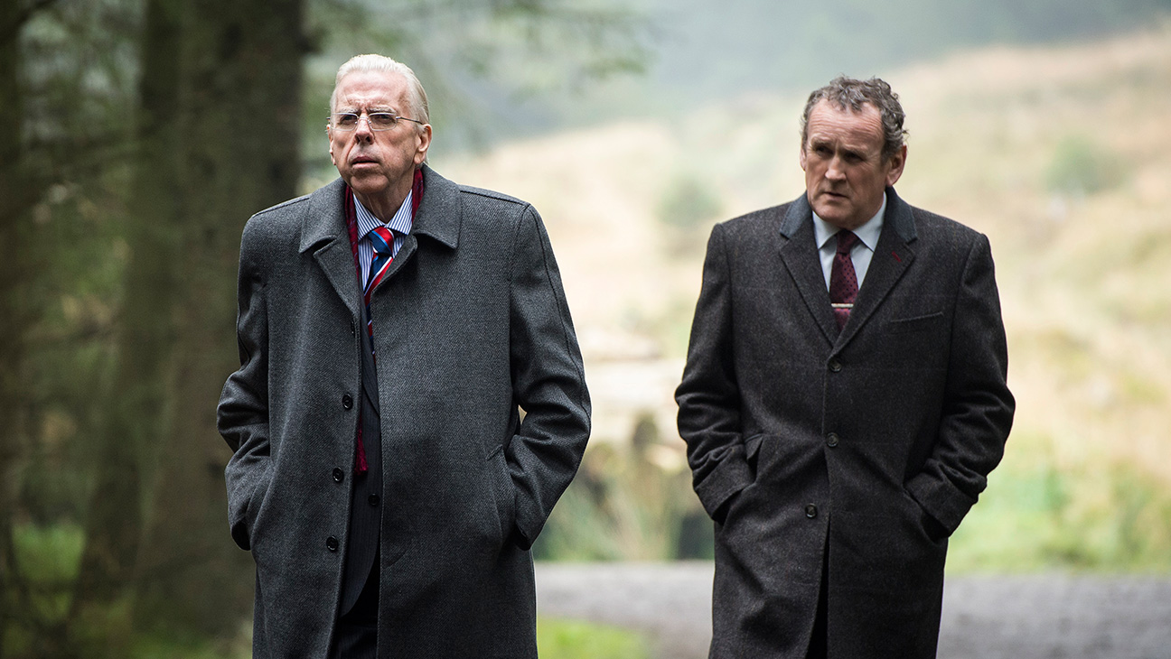 The Journey, Timothy Spall, Colm Meaney