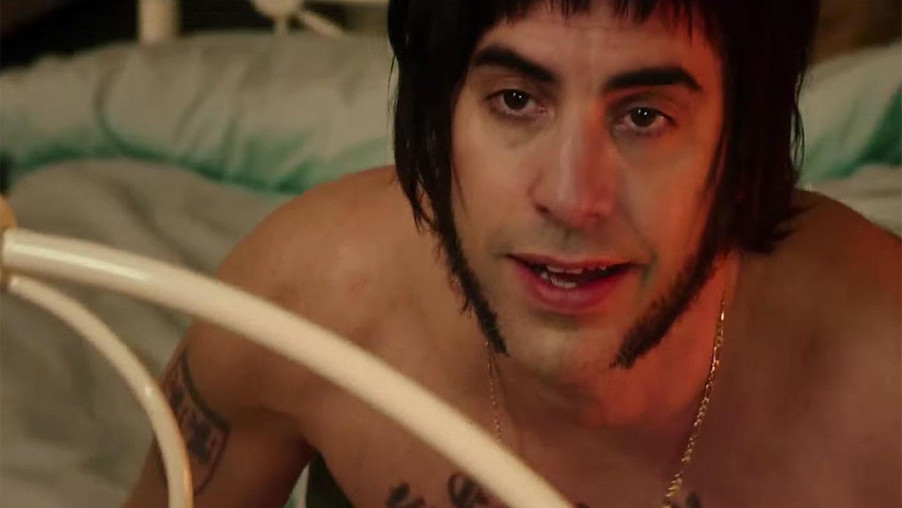 The Brothers Grimsby - Trailer 2 - H 2015