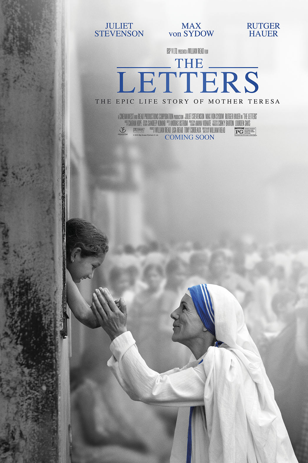 The Letters - P 2015