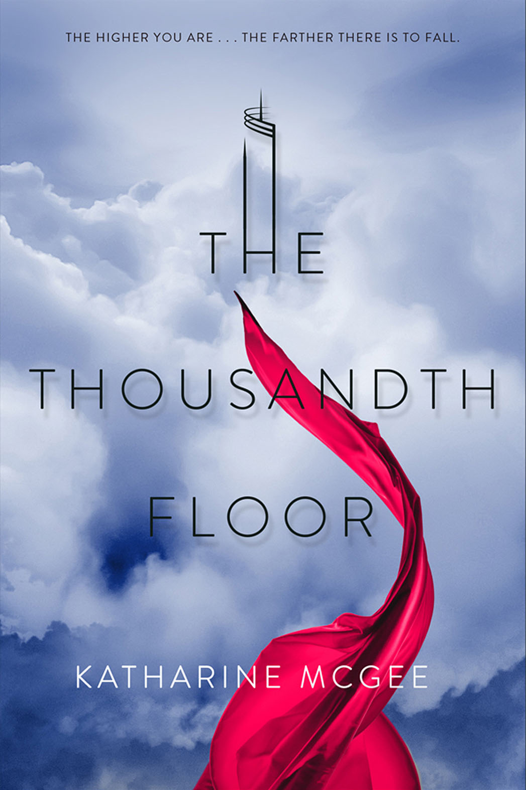 The Thousandth Floor Book Cover - P 2015