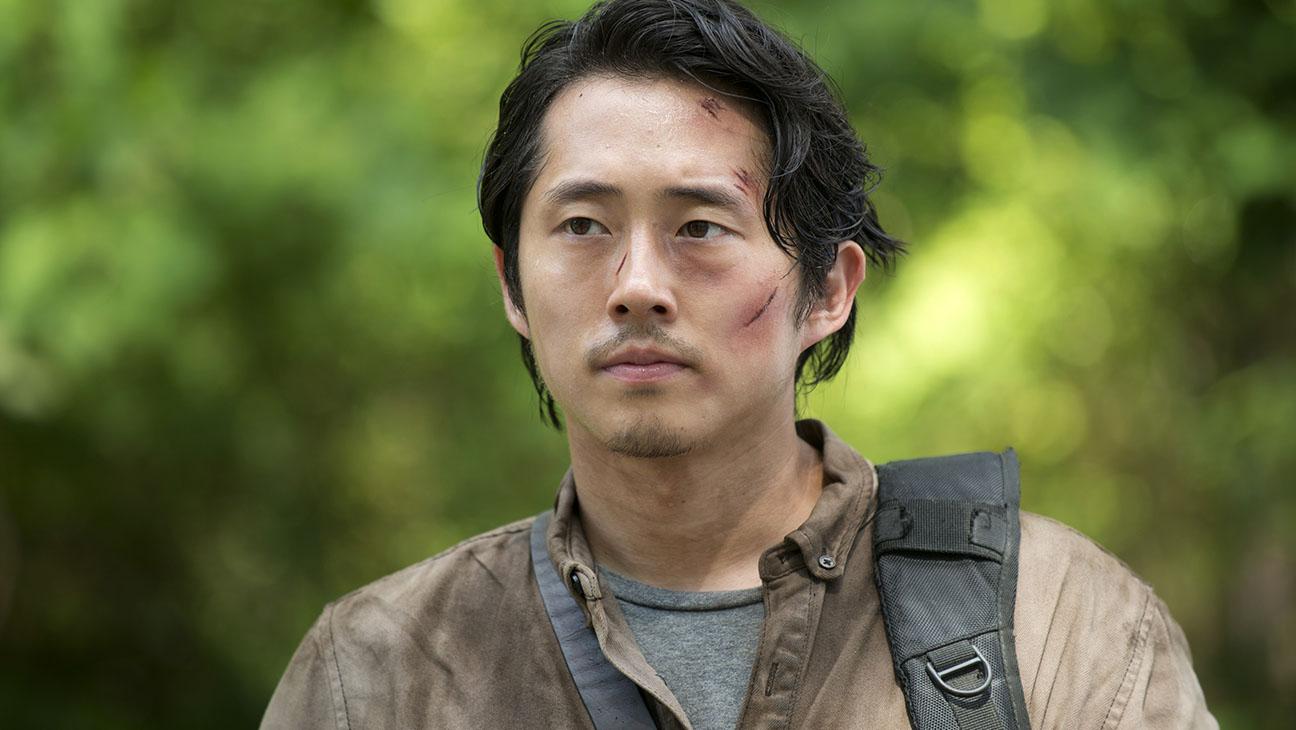 The Walking Dead S06E03 Steven Yeun Still - H 2015